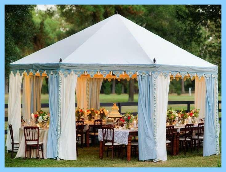 5 шатер на свадьбу