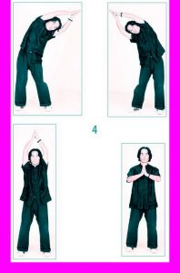 8 Qigong exercises