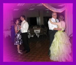 танцевальный номер на свадьбе