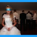 Рифма на свадьбе, как способ получить нужный ответ.