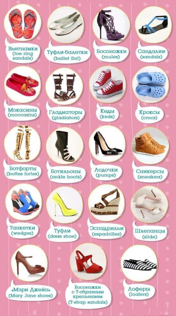 6 женская обувь