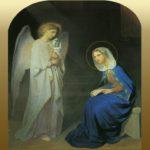 С Благовещением Пресвятой Богородицы: стихи, открытка, музыка.