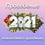 Новый год. Проведение новогоднего праздника.